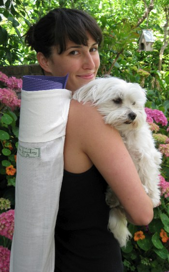 Bamboo-bag Yoga Mat Carrier